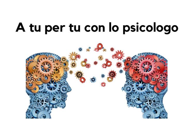 a tu per tu con lo psicologo: domande e risposte
